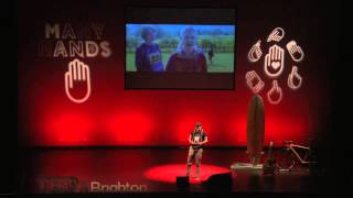 My Transgender Experience | FOX FISHER | TEDxBrighton