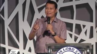 Declaring God's Restorative Healing | Ptr. Bobot Bernardo