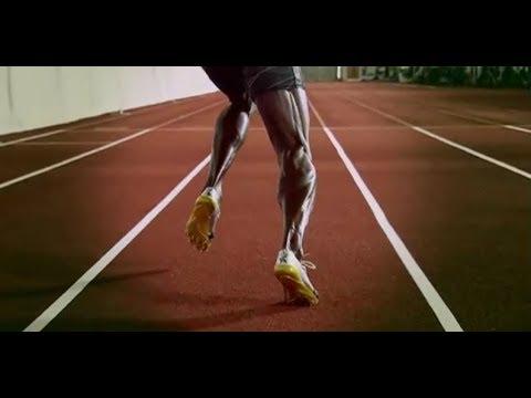 Чтобы быстро бегать | закон спринта