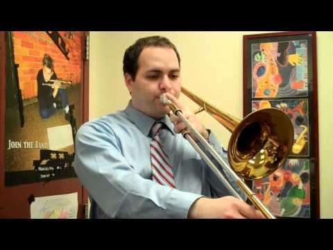 "The ""Hey"" Song on Trombone"