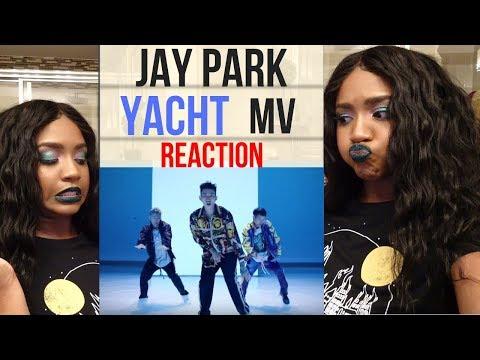 Jay Park YACHT Feat. Sik-K REACTION | Dance Visual MV