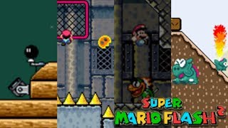 Super Mario Flash 2: NEW UPDATE (52.0)
