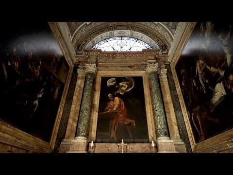 Caravaggio's First Public Commission | Beyond Caravaggio | National Gallery