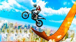 Ramp Bike - Impossible Bike Racing & Stunt Games ▶️Best Android Games - Android GamePay HD