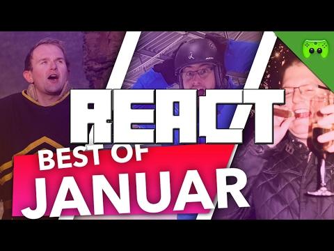 JANUAR 2017 🎮 PietSmiet React #12