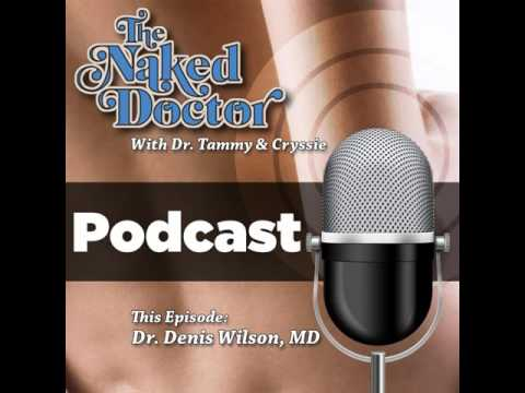 Dr. Tammy Naked Doctor Show: Thryoid health and Wilson's Temperature Syndrome