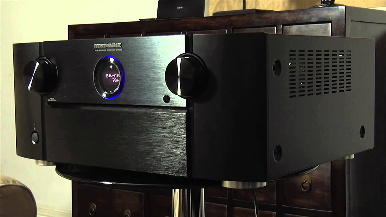 marantz sr7008 9 channel av receiver review youtube rh youtube com SR7001 Marantz Receiver Marantz SR 7001