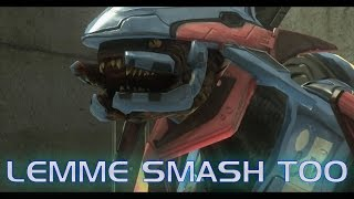 halo elite machinima Lemme Smash Too (Halo Machinima)