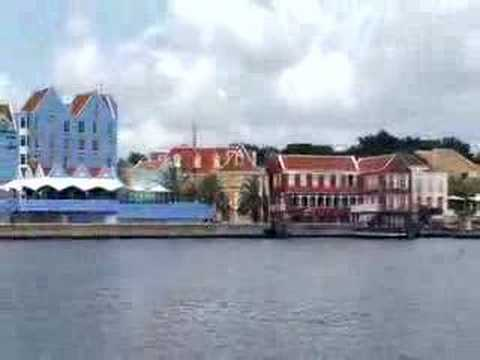 Willemstad - Curacao -Netherlands Antilles by Esther Borbas
