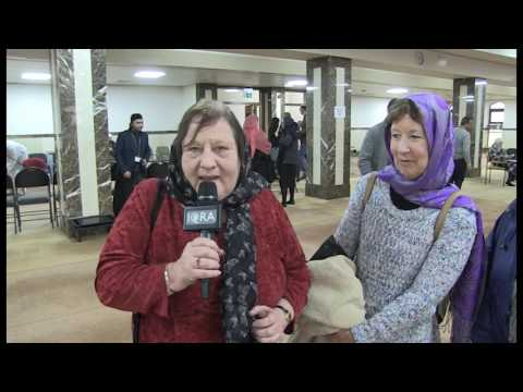 Visit My Mosque Day Bolton 2017