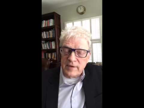 Dirt is Good Campaign Sir Ken Robinson Periscope 4 April 2016