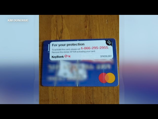 Police Warn About Possible Ides Unemployment Debit Card Fraud Youtube