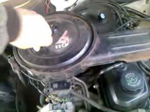1991 s10 chevy 2 5l rough idle part 2