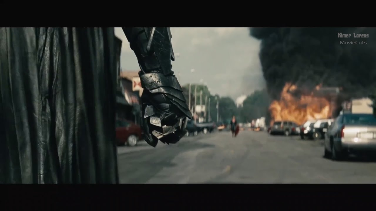Download Man of Steel (2013) -  Smalville Battle - Pure Action [1080p]