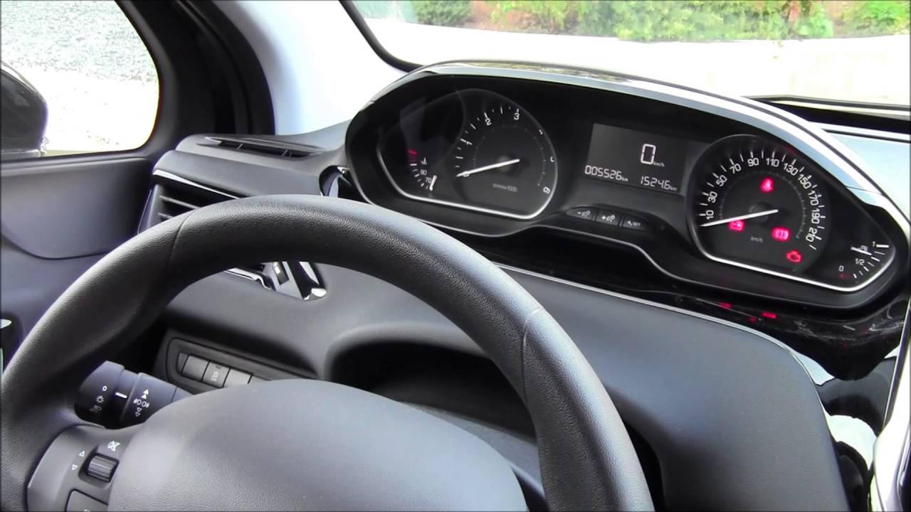 Peugeot 208 Verifications Interieures La Melloise Www