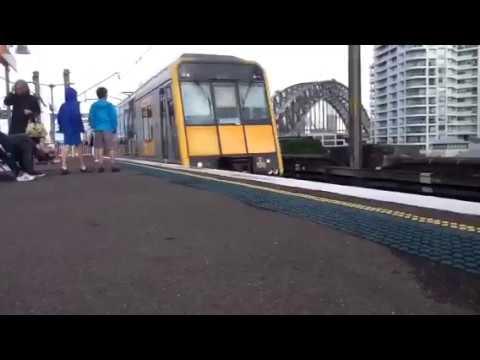 Nsw train Adventures: No:6 milsons point part 2