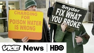 Flint Residents Lead Astray  VICE News Tonight on HBO (Full Segment)