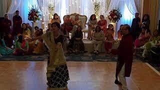 Bride's Folks - Mehbooba Mehbooba #AmnaSaidYesToSherry