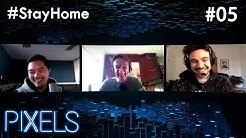 PIXELS #05 | Stay Home! Günstige Spieletipps für die Isolation und News zur Playstation 5