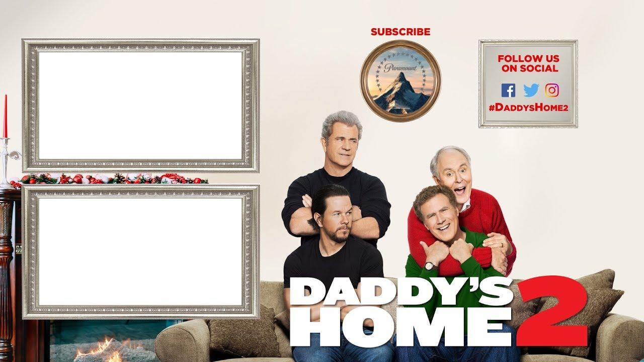 """Ξαναγύρισε ο Μπαμπάς"""" (Daddy's Home 2)"""