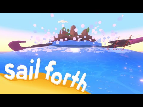 Meet the Kreb! - Sail Forth | Coming 2021