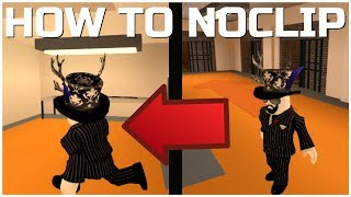 [NOCLIP GLITCH] HOW TO GET GUNS WITHOUT KEYCARD - Roblox Jailbreak