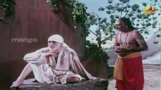 Sri Shirdi Saibaba Mahathyam Movie Scenes | Sai Baba Talking about Human Relationships