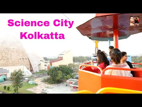 science city kolkata  india 2017 | Full HD  | Tour & Travel