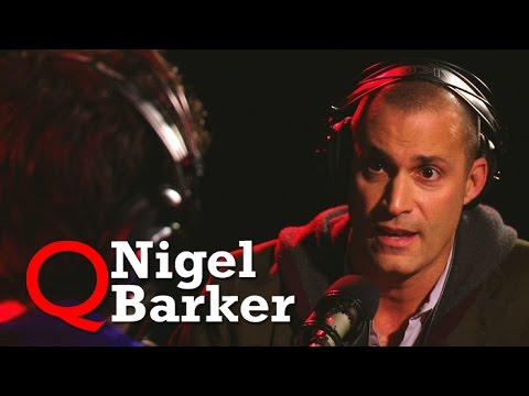 Nigel Barker in Studio Q