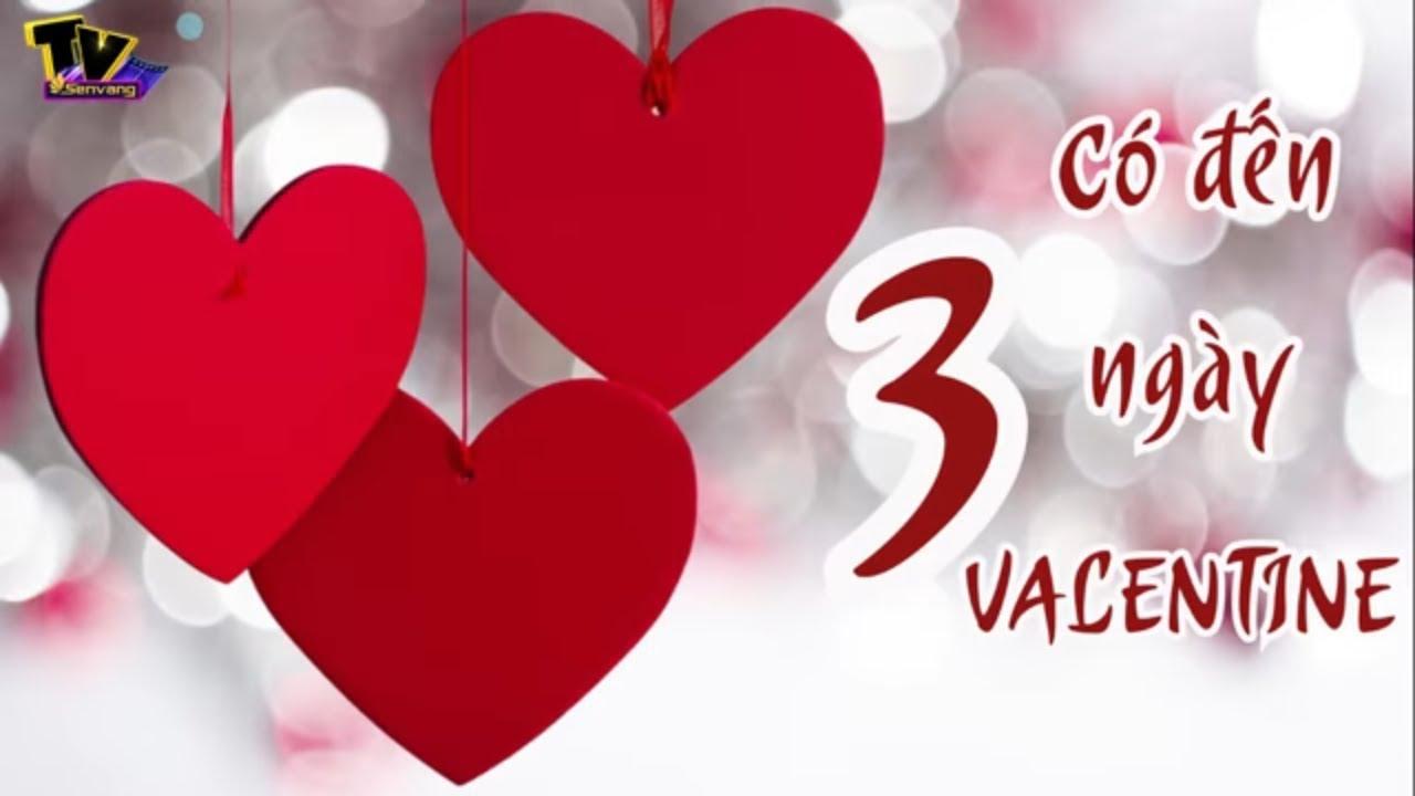 Bạn có biết: VALENTINE có đến tận 3 ngày? – Vui Độc lạ