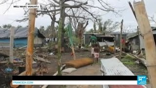 PACIFIC - Death and devastation in cyclone-hit Vanuatu