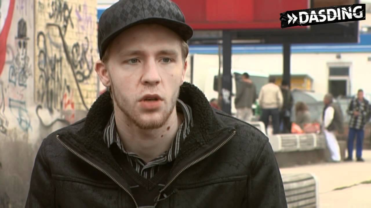 Jugendliche Obdachlose