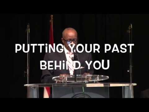 1551. Dr. Darryl Bowdre-Leaving Our Past Behind