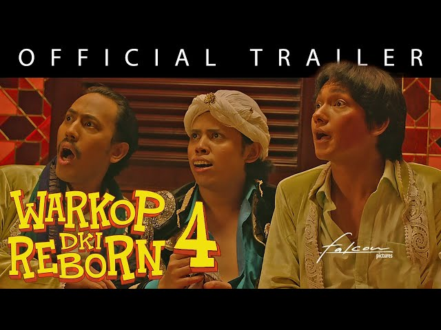 Warkop DKI Reborn 4 - Official Trailer | 25 September 2020 di Disney+ Hotstar
