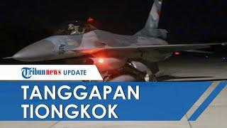 Tanggapan Tiongkok Setelah Indonesia Kirim Pesawat Tempur ke Natuna