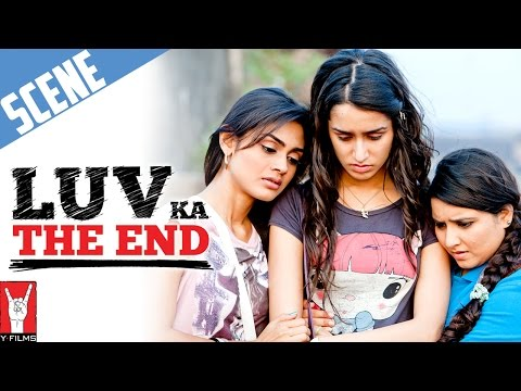 Scene Luv Ka The End I Am Going To Have Your Balls Shraddha Kapoor Youtube