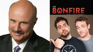 The Bonfire - Another Troubled Teen on Dr Phil w/ Video, Big Jay Oakerson and Dan Soder Lost Tapes