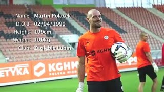 Goalkeeper Profile Martin Polacek