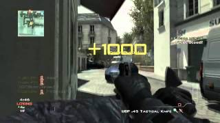MW3 Infected Triple Headshot First Blood!