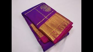 Real Kanchi Pattu Sarees Unboxing Videos | Pure Kanchipuram Silk Sarees With Price For Each Saree