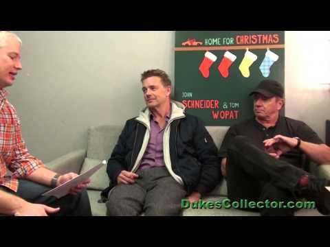 John Schneider & Tom Wopat talk Dukes of Hazzard with Larry Franks (DukesCollector.com Interview)