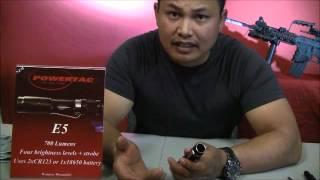DIY   How To Repair Your LED Flashlight    www.powertac.com