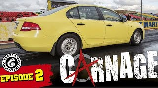 CARNAGE Episode 2: Turbo Taxi - Part 2