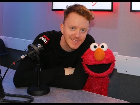 Elmo joins James Barr on heat Radio!