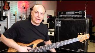 Ampeg SVT-4 Pro & Jan-Olof Strandberg # English version