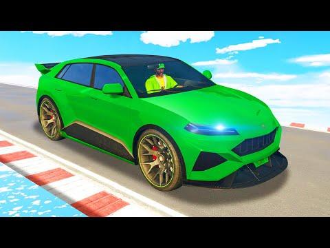 NEW $7,850,000 LAMBORGHINI GTA 5 DLC CAR!