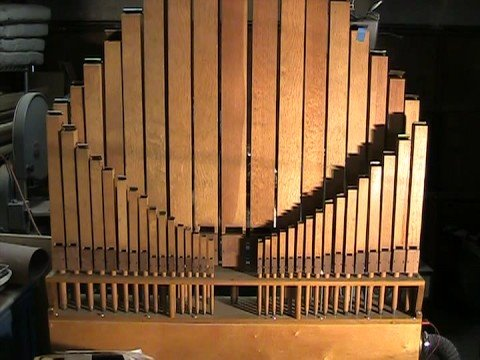 Home made pipe organ youtube for Classic house organ bass