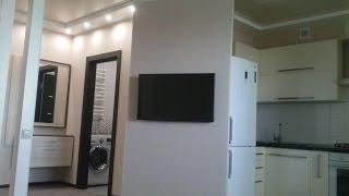 Ремонт квартиры №1 (наша работа) стройка