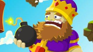 Kings Troubles Level 1-24 Walkthrough
