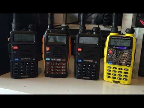 Baofeng UV-5R Quick Programming & Scanning Tutorial